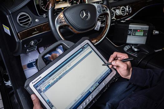 Компютърна диагностика <br> на автомобили
